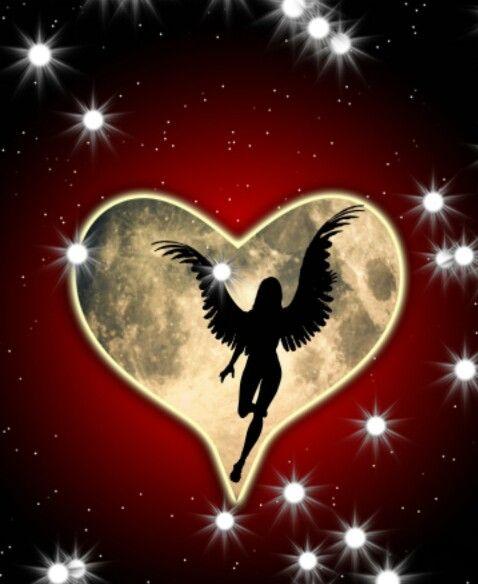 Angel love..