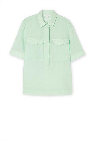 Ramie Shirt - from Trenery Fashion