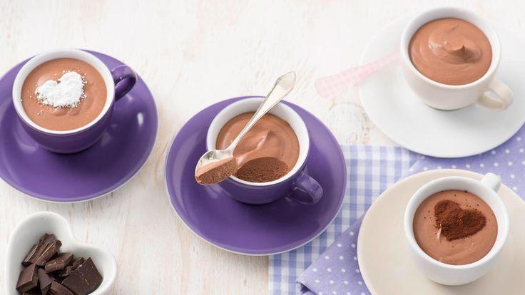 Mousse au Chocolat ohne Ei-Rezept
