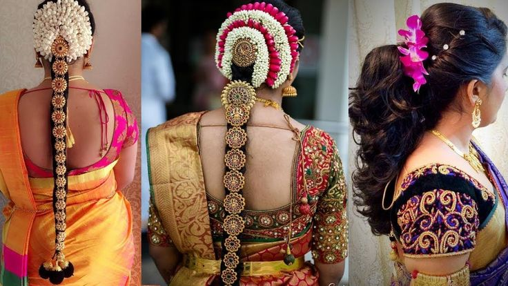 Beautiful Wedding Hairstyle For Long Hair Perfect For Any: Best 25+ Indian Bridal Hairstyles Ideas On Pinterest