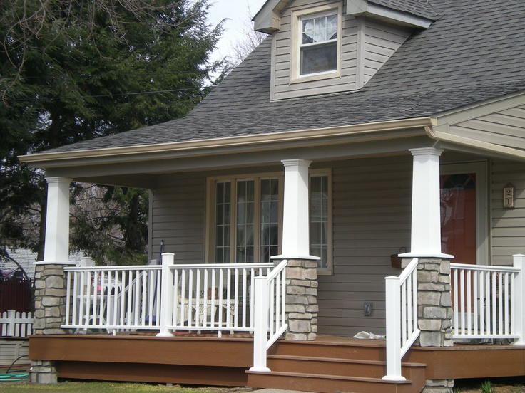 7 best craftsman style cape cod images on pinterest for Craftsman cape cod