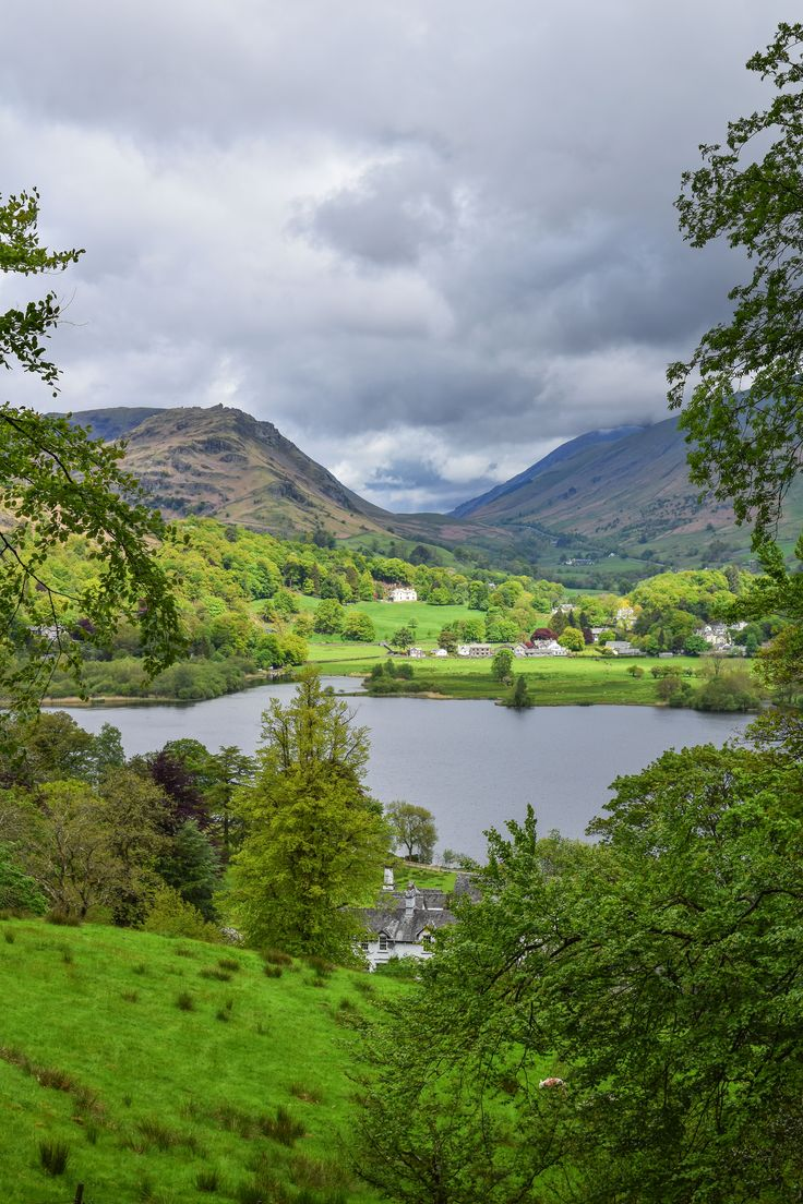 Grasmere Lake, Cumbria, England (Photo: H. Travis)