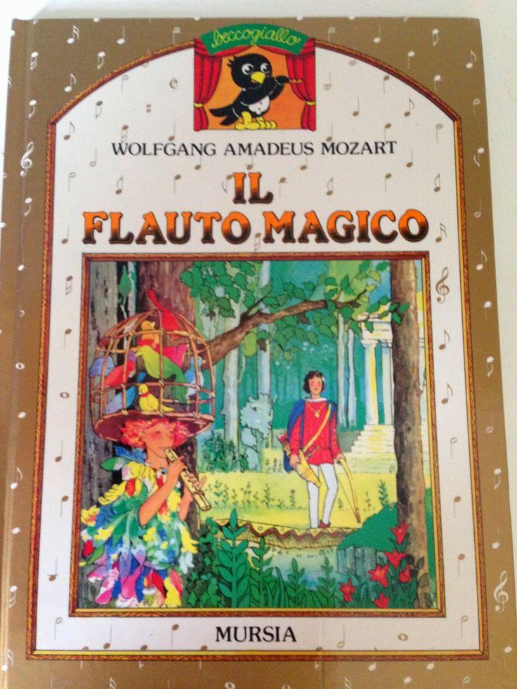 Piccoli Viaggi Musicali: Il Flauto magico (1) - Libro di lettura per bambin...