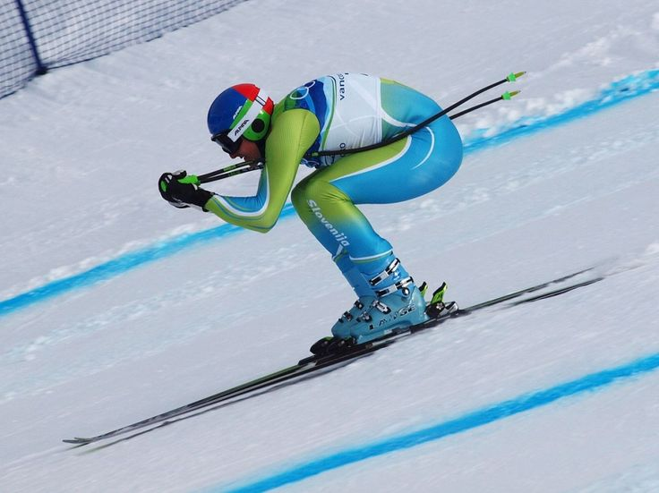 The Incredible A Downhill Turn In Skiing With Regard To Dream