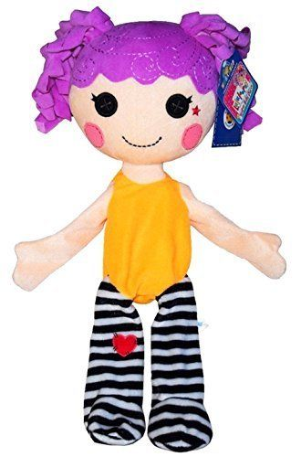 bd34826831a Build a Bear Peanut Big Top Lalaloopsy Circus Themed Large 19in. UNSTUFFED  Plush