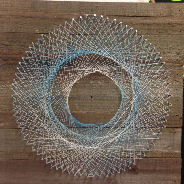 Honors Geometry String Art Project 14 best