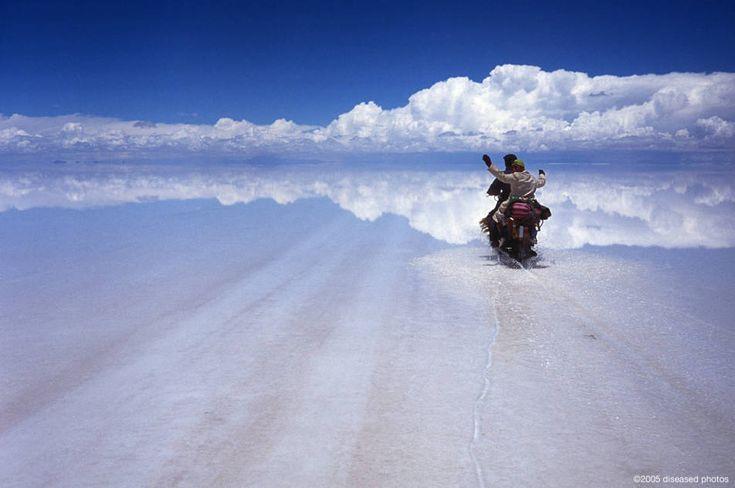 Salar De Uyuni, Bolivia   Salar de Uyuni - Bolivia - Taringa!