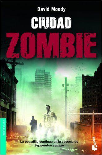 Ciudad Zombie es la segunda parte de la Trilogía Autum de David Moody. http://sinmediatinta.com/book/ciudad-zombie/
