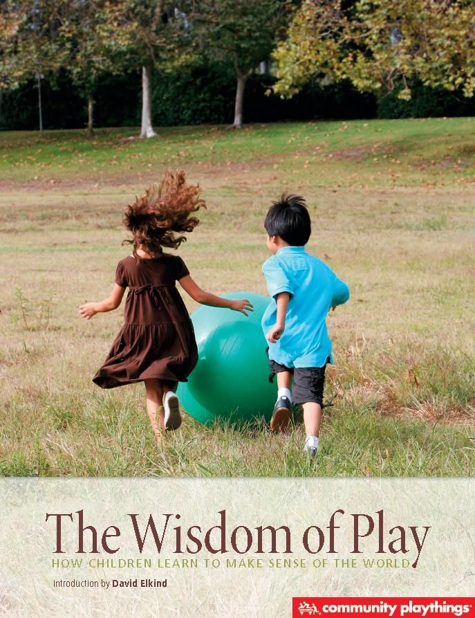 Children learn through play articles
