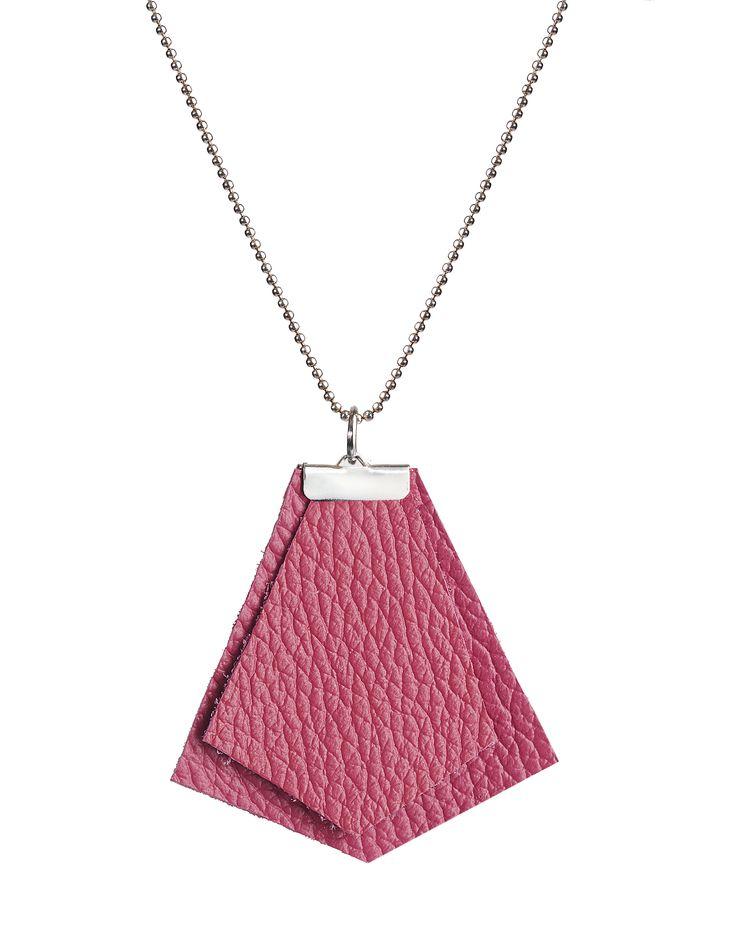 K- collection; Kolmio -necklace