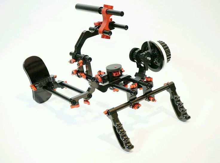 GiniRigs Ex17 Shoulder Rig (with Follow Focus ) for DSLR in Cameras & Photo, Tripods & Supports, Other Tripods & Supports | eBay