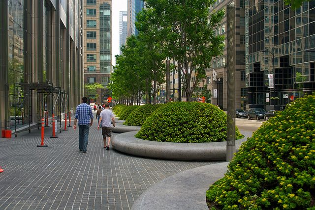 Street Planters by Christopher.Tollefson, via Flickr
