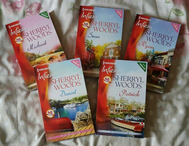 De Devaneys serie  Sherry Woods