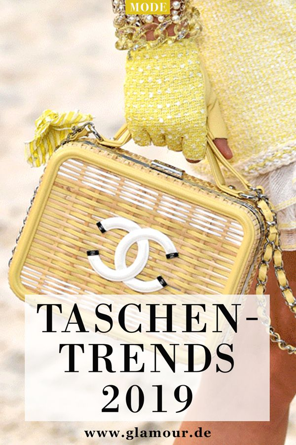 45ae7d3f16ff5 die wichtigsten Handtaschen-Trends in der Mode für Frühjahr Sommer 2019 in  der Übersicht