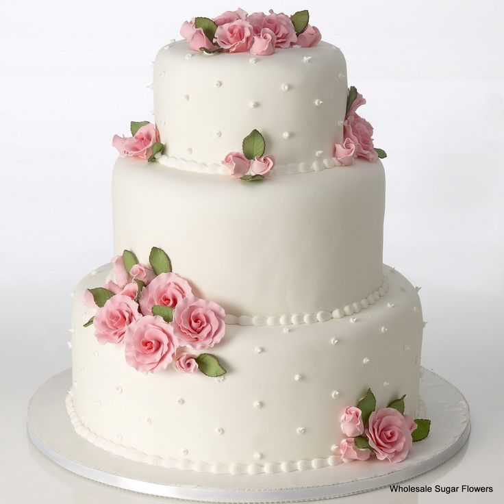 pink rose garden wedding cake 11 best pre made gumpaste flower cake kits images on 18583