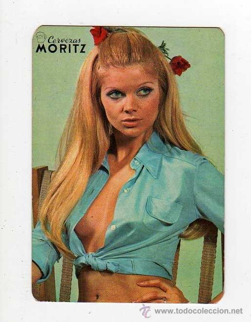 Moritz Pin Up.