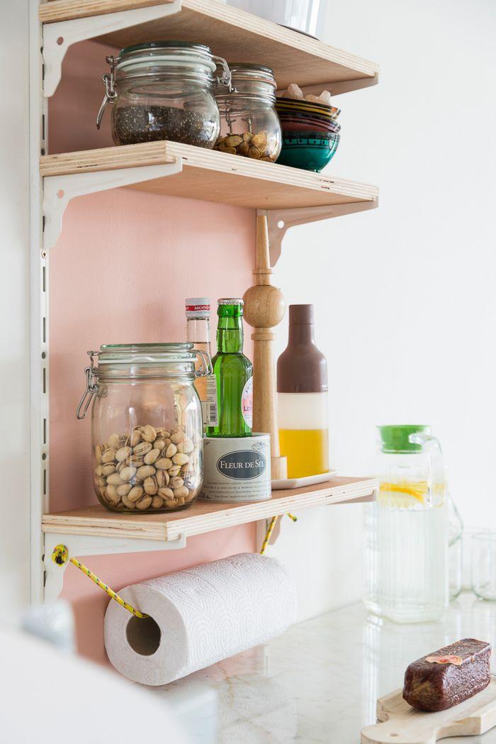Zu Besuch bei Innenarchitektin Gwen Dubois in der Nähe von Brüssel. Ein kreativer Haushalt mit simplen DIY-Ideen und einem der beliebtesten Kinderzimmer bei Pinterest. | Ohhh… Mhhh…