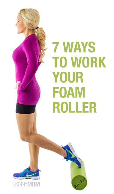 Here are 7 of the best foam roller exercises that will definitely give your body a nice and realizing stretch.