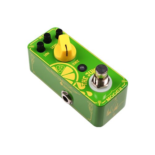 New Arrivals Mooer Effect Pedal The Juicer Overdrive Pedal Neil Zaza signature overdrive pedal : http://www.aliexpress.com/store/product/New-Arrivals-Mooer-Effect-Pedal-The-Juicer-Overdrive-Pedal-Neil-Zaza-signature-overdrive-pedal-Free-Shipping/403131_1570308797.html