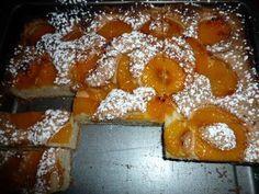 Rezept: Pfirsich Becher Kuchen