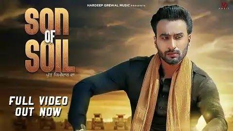 Son Of Soil Lyrics In Punjabi Hardeep Grewal In 2020 Songs Lyrics Mp3 Song