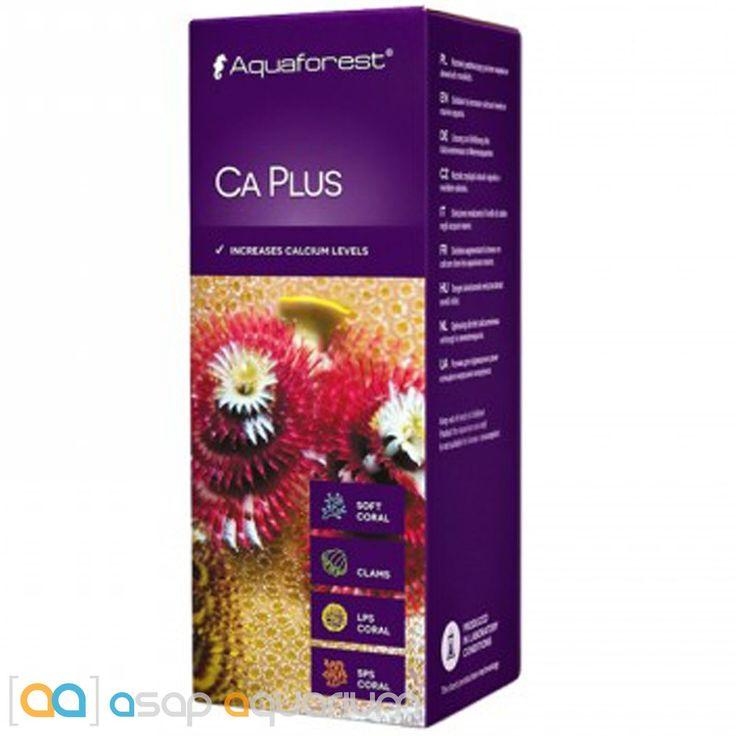 Aquaforest Ca Plus - 150ml Calcium Supplement for Live Coral