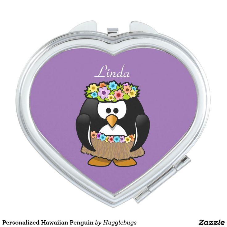 Personalized Hawaiian Penguin