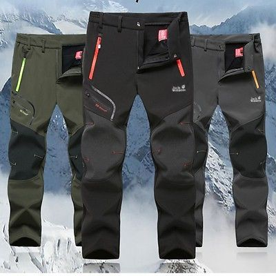 New  Waterproof Outdoor Mens Camping Tactical Cargo Pants Casual Combat Trousers | Clothing, Shoes & Accessories, Men's Clothing, Pants | eBay!