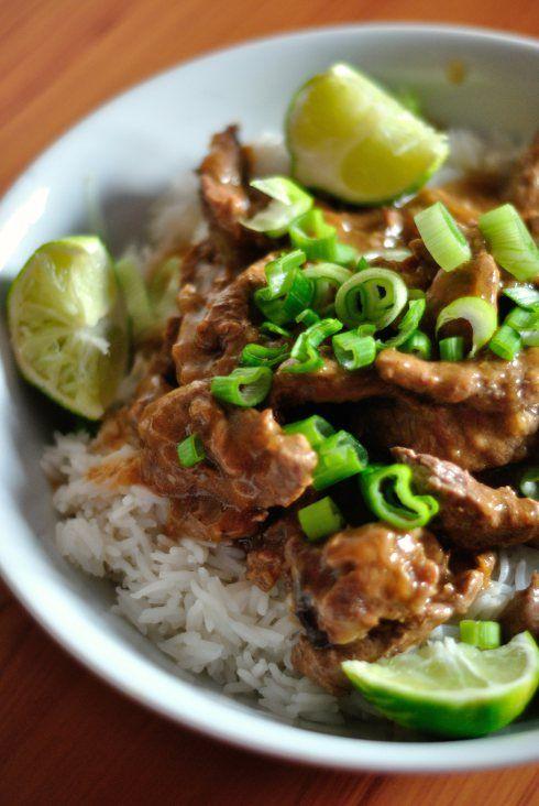 Boeuf Thaï/Thaï Beef