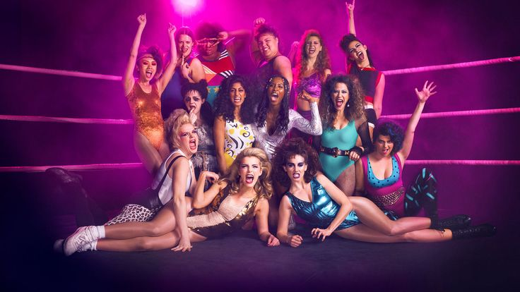 GLOW | Netflix Official Site