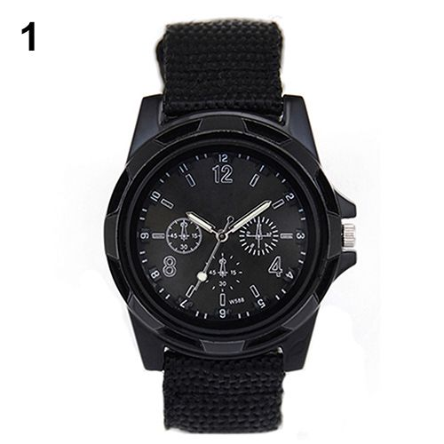 New Solider Military Army Men's Sport Style Belt Luminous Quartz Wrist Watch 4 Colors 1HGI 6T2R C2K5W | An Official Army Closet Online Store