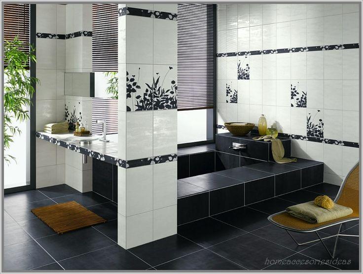 anthrazit bad mit mosaik agrob buchtal. Black Bedroom Furniture Sets. Home Design Ideas