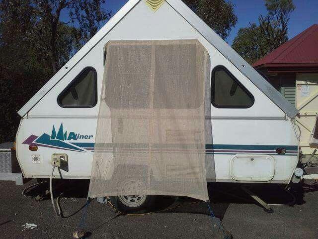 Aliner Camper Awning