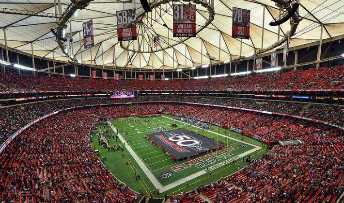 2017 Atlanta Falcons Schedule