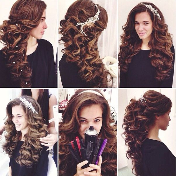 Are u worried for slow hair growth? Do u want long and thick hair in minutes? Hair extensions can also be dyed colorful.Easy wear!!