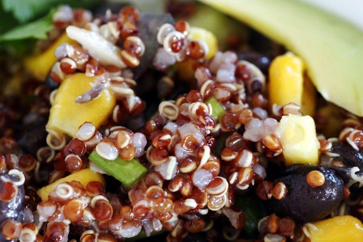 Top recepty s quinoou