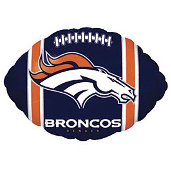 Broncos Logo For Basement Wall