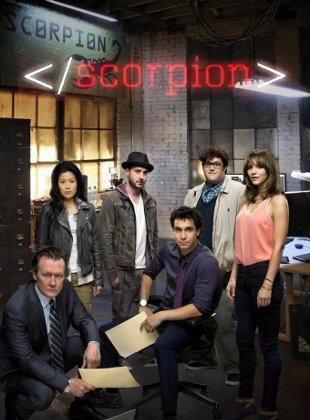 Scorpion Saison 2 Streaming vf