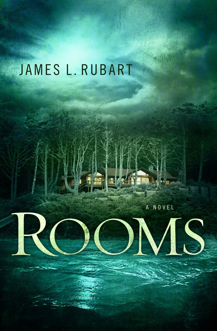 Rooms by James Rubart...just finished it...a new favorite author