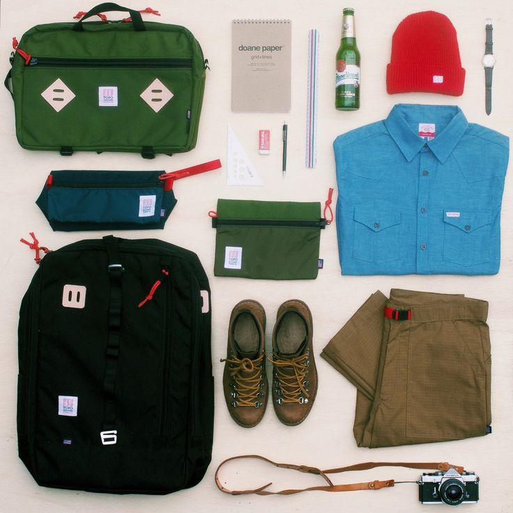 Topo Travel Set