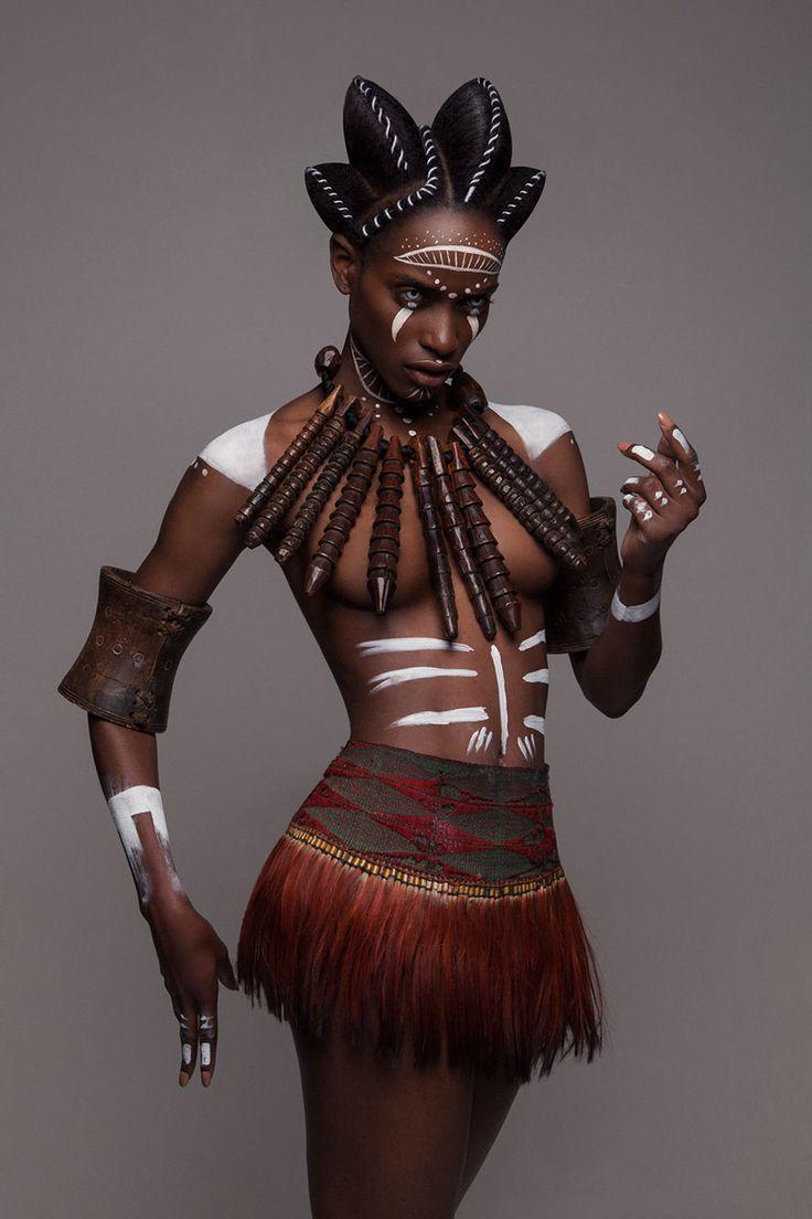 Armour les magnifiques coiffures Afro de Lisa Farrall  2Tout2Rien