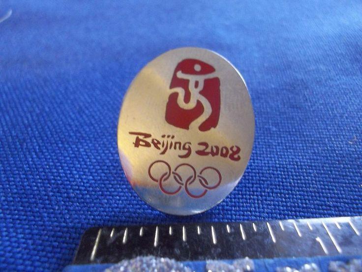 2008 Beijing Olympic Logo Pin