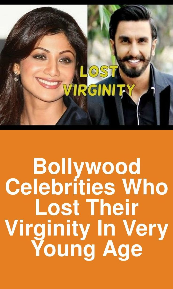 Bollywood Celebrities Who Lost Their Virginity In Very -7758