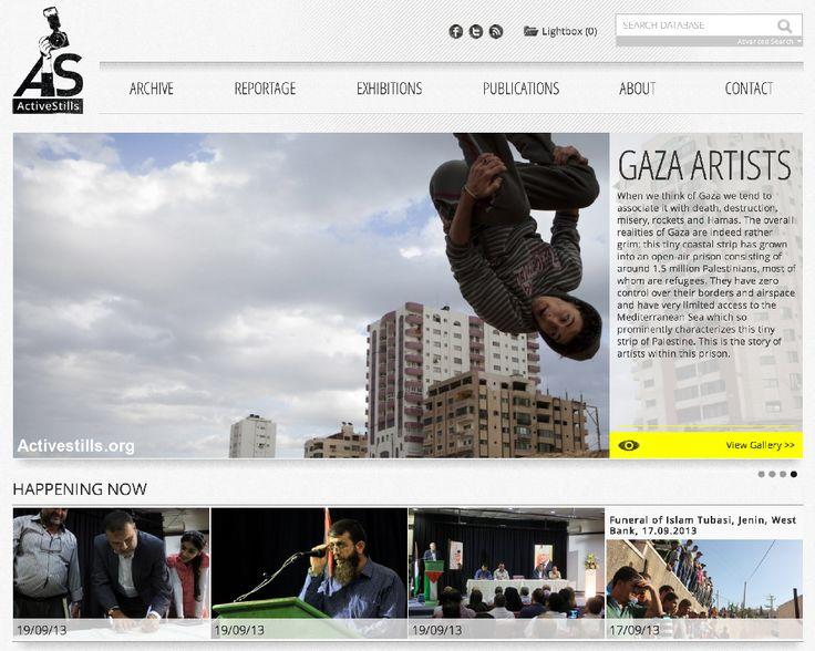 Colectivo Active Stills http://www.activestills.org/