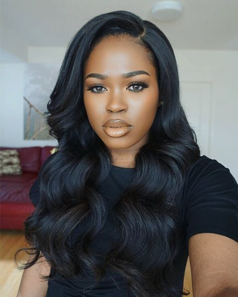 "WEBSTA @ peakmilll - Rebirth of an old favorite hairstyle. Get this look with @virginhairmermaids Peruvian body wave in lengths 20,20,18,16, and 14"" lace closure. Also have a new video up on YouTube. YouTube.com/peakmill"