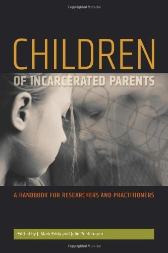 children of incarcerated parents Children of incarcerated and returning parents (chirp) chirp, through a grant from the jams foundation, offers youth with a parent who is incarcerated or returning from prison an opportunity to deepen their emotional awareness and their ability to manage conflict more effectively.