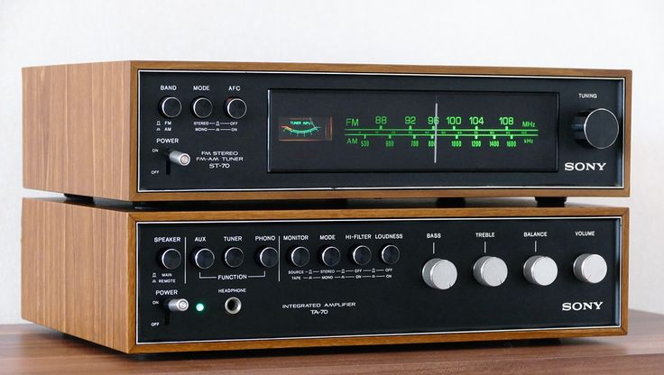 Estéreo, Vintage, Áudio, Músicas, Som, Retro, Ouvir
