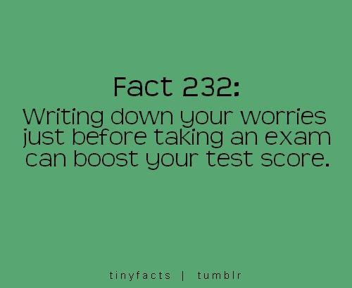 test prep advice by annmarie