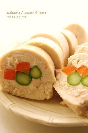 レンジで簡単鶏ハム by あっちゃんさん | レシピブログ - 料理ブログの ...