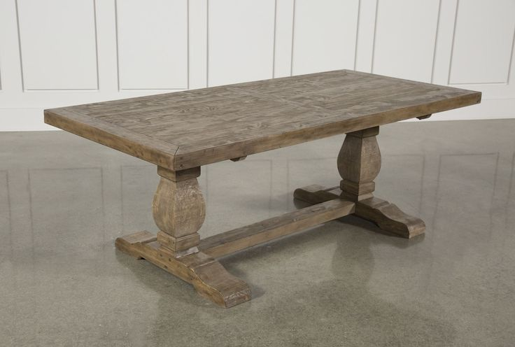 Caden Rectangle Dining Table - Signature